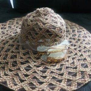 Large Straw San Diego Hat